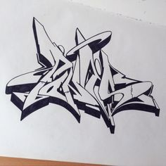 Fonts #causeturk #stilbaz #cmr #fonts #graffiti #graffart #instagraff #goodmorning #blackbook #sketch #art #drawing #blackwhite #artline #bursa #turkey #letterflow