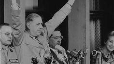 Charles de Gaulle - speech about Algeria
