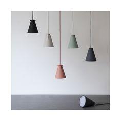Menu - Bollard lamp - pendel og bordlampe