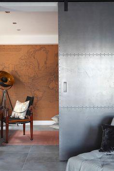 Virlova Interiorismo: [Industrial] Ladrillo+madera+metal en el Soho londinense