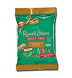 Russell stovers sugar free candies for your diy vegan freakshake sugar free peanut butter crunch negle Gallery