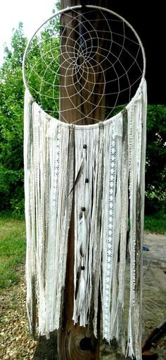 Check out this item in my Etsy shop https://www.etsy.com/listing/550901061/large-handmade-dreamcatcher