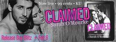Ebook Indulgence : Claimed - Sarah O'Rourke - Release Blitz