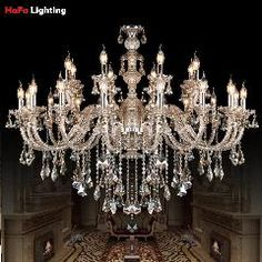 60 OFF Crystal Chandelier Lamp Fashion Room Modern Light Candle Home Lighting