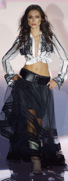 Mariella Burani   Western Style Chic