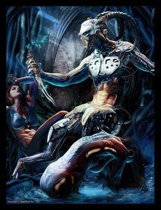 SATYR steampunk by Bruno WAGNER | Fantasy | 2D | CGSociety