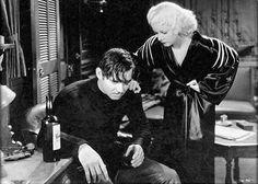 China Seas, 1935 - Clark Gable & Jean Harlow