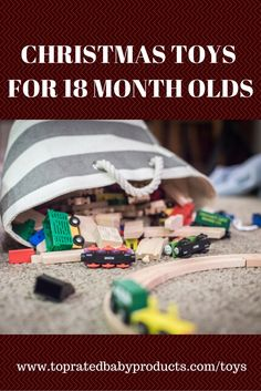 Check out some top rated Christmas toy ideas for 18 month olds!
