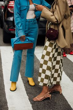 Fashion Week Paris, Nyc Fashion, Cool Street Fashion, Look Fashion, Fashion Weeks, Japan Fashion, Street Chic, Fashion Outfits, New York Outfits