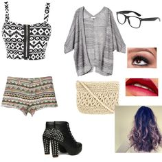 """""""my new outfit :))"""" by nicola-gabcova on Polyvore"""