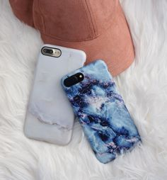 Ivory White or Geode Kinda day  Marble Case for iPhone 7 & iPhone 7 Plus from Elemental Cases