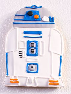 R2D2 Cookie