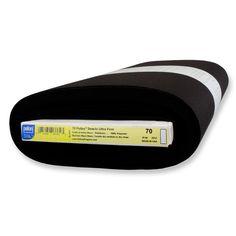 Pellon 70 Peltex Sew-in Stabilizer - Black