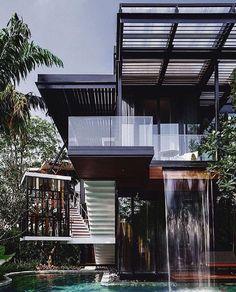 112 besten arquitetura bilder auf pinterest arquitetura mein traumhaus und urlaub. Black Bedroom Furniture Sets. Home Design Ideas
