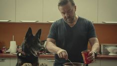 Netflix& most recent hit is the second instalment of Ricky Gervais& After Life. The Cw, African Actresses, First Person Writing, Ricky Gervais, Popular Shows, Laughing And Crying, Comedy Series, Ordinary Lives, After Life