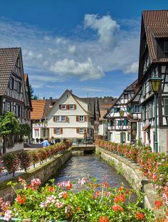 Oberkirch ~ Baden-Württemberg ~ Germany