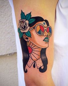 Tattoo pin up – Le charme à l'ancienne