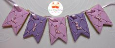 Bunting Cookies by Wish I Had A Cake