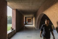Gallery of Louis Kahn's Indian Institute of Management in Ahmedabad Photographed by Laurian Ghinitoiu - 2