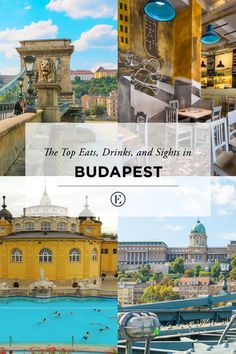 Where to Eat, Drink, and Play in Budapest  #theeverygirl