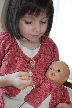 free doll sweater pattern
