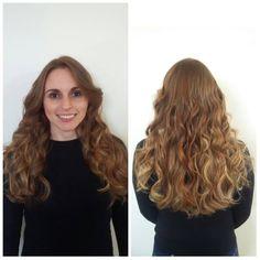 Adoramos esse efeito que parece que o cabelo clareou gradativamente com o sol e não que passou por processo químico de descoloração no salão 🌞❤ @belezarialimeira
