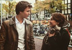 TFIOS the fault in our stars john green Augustus Waters, Hazel Y Augustus, Star Quotes, Movie Quotes, Book Quotes, John Green Books, Tfios, Graphic Quotes, Trailer