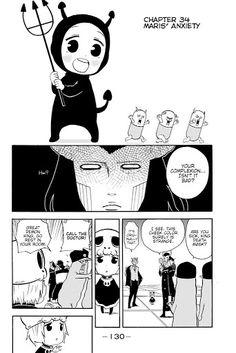 Sodatechi Maou! chapter 34