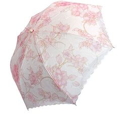 Pink Parasol for outdoor wedding pics :)