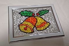Diy For Kids, Crafts For Kids, Arts And Crafts, Craft Work, Xmas, Christmas, Stained Glass, How To Make, Color
