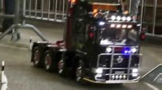 SCANIA 4 AXLE scale 1.8 AMAZING TRUCK