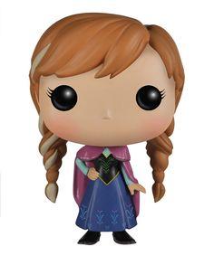 Frozen Anna Pop! Figure