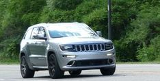 2020 Jeep Grand Cherokee SRT Review, Pricing, and Specs Silver Jeep, Jeep Srt8, 2017 Jeep Grand Cherokee, Jeep Brand, Advanced Driving, 2016 Jeep, Auto News, Car Images, Car And Driver