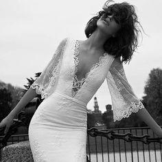 Liz Martinez Haute Couture design, Israel 2015. Absolutely stunning!