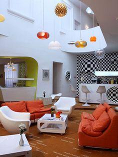 Retro Retreat Hotel Sax Vintage Design In Prague Randi Hale Civera E Age
