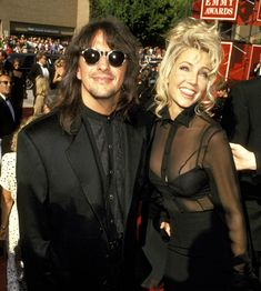 Is Richie Sambora Married | HOT GALLERY: Melrose Place Stars' Real-Life Romance! Snakkle Looks ...