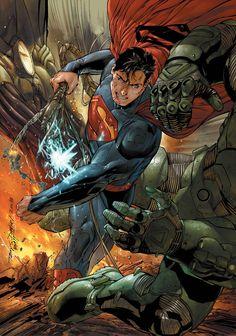 Action Comics #19  #Superman