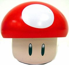 Super Mario Brothers Red Mushroom [Cherry Sours]