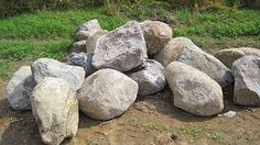 I Married a Tree Hugger: Building with Boulders