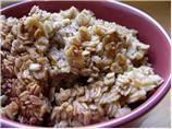 amish baked oatmeal. @Katie Brinkman I wonder if this tastes anything like that wonderful oatmeal we ate at CFC?