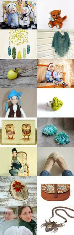 Winter Wishes by Deane on Etsy--Pinned with TreasuryPin.com