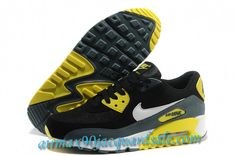 Nike Air Max 90 Yellow Black