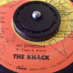 ok...maybe my legal name, Sharon, should be changed to Sharona...maybe I'd like it more...