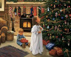 O Christmas Tree by Robert Duncan