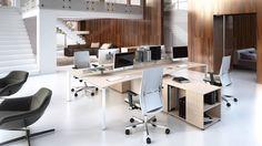 Poziteam - LAS 5TH ELEMENT Executive Office Furniture, Office Desk, Corner Desk, Conference Room, Table, Design, Home Decor, Las Vegas, Monitor