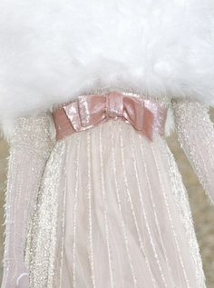 Chanel ~ Haute Couture Fall 2007 Details