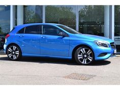 Used Mercedes-Benz A Class Sport Auto  #RePin by AT Social Media Marketing - Pinterest Marketing Specialists ATSocialMedia.co.uk