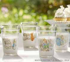 Peter Rabbit™ Easter Tumbler Sets | Pottery Barn Kids
