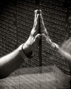 Washington DC - Vietnam Memorial