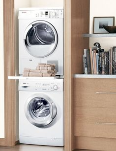 Best Laundry Room Design With Stackable Washer And Dryer Dimensions Ideas Amusing